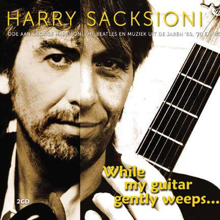 Biografie van gitarist/componist Harry Sacksioni | Harry
