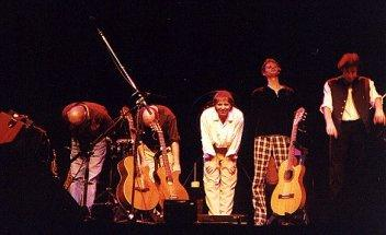 The Roaring City Acoustic Tour 4 dec. 1996 (foto: Joke)