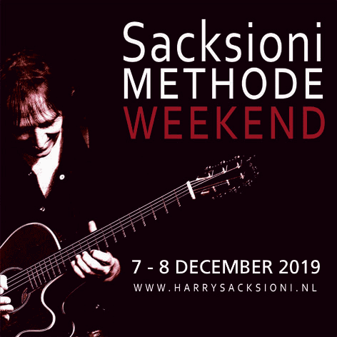 Sacksioni Methode Weekend 2019