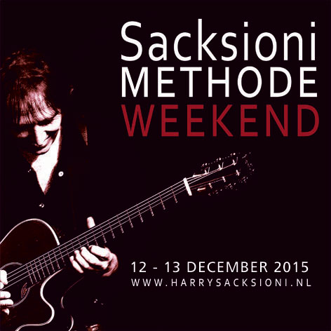Sacksioni Methode Weekend 2015