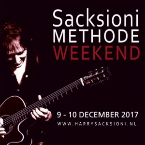 Sacksioni Methode Weekend 2017