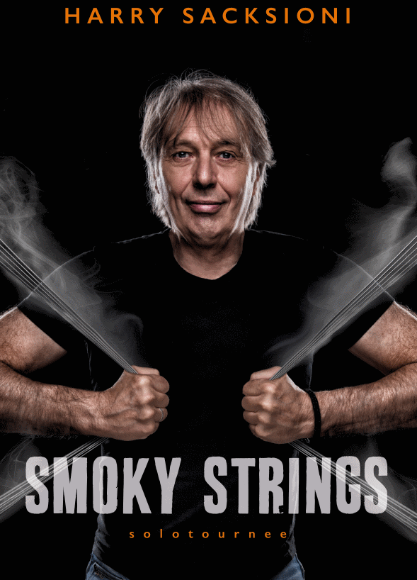 Harry Sacksioni Smoky Strings tournee